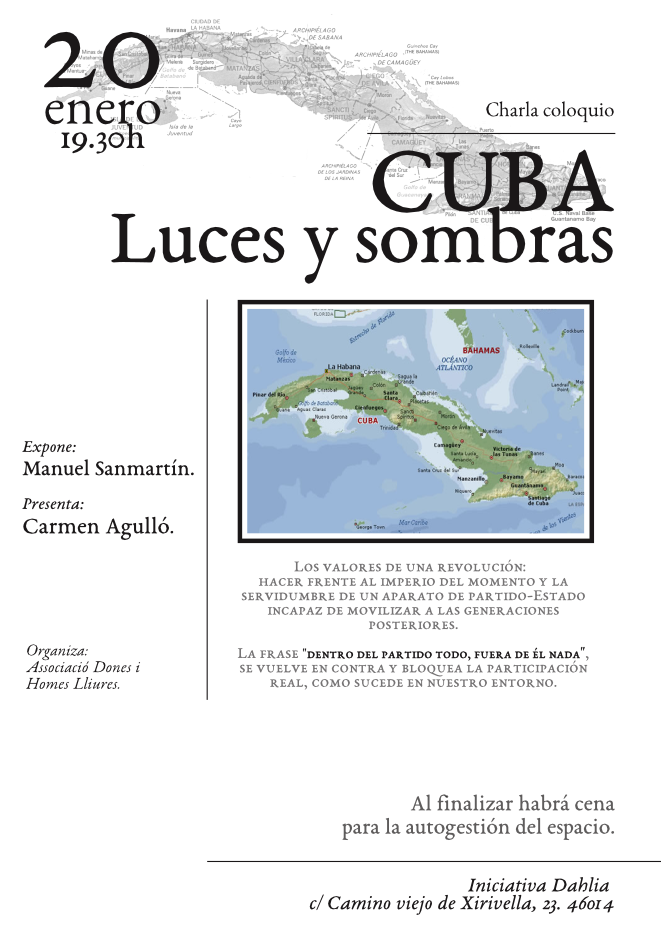 Cuba, luces y sombras