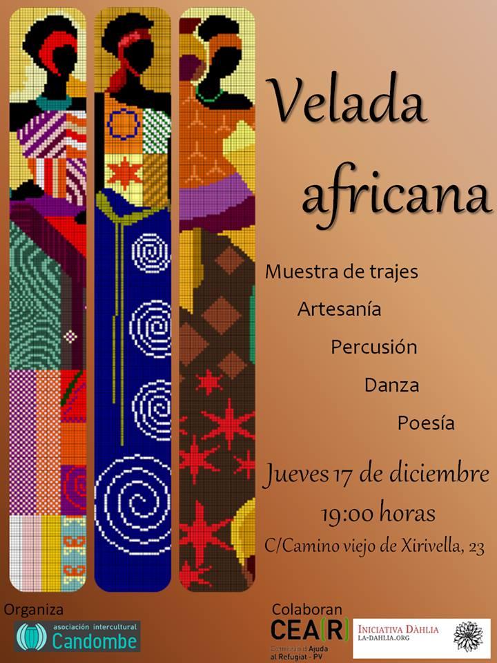 velada africana Candombe