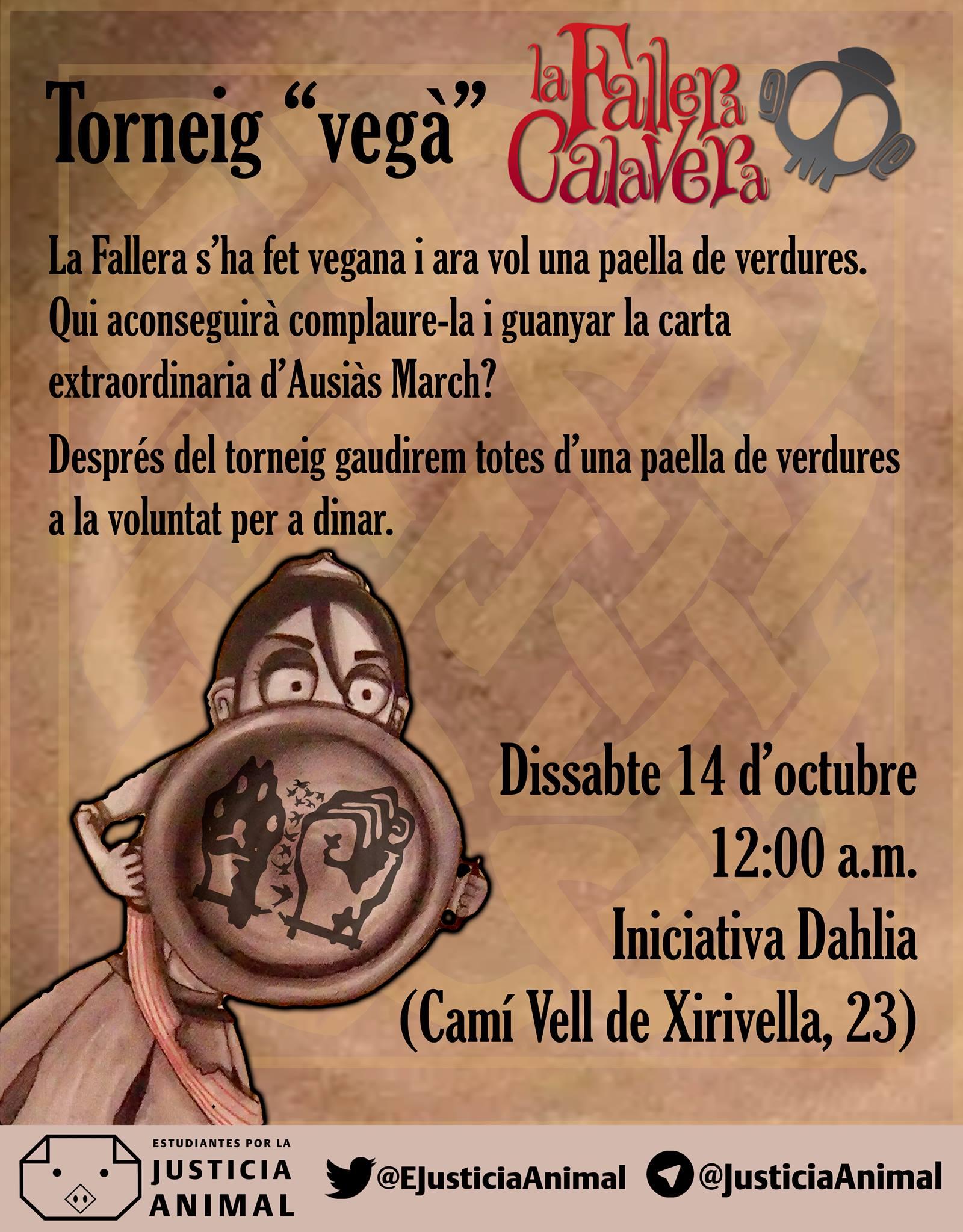 torneig de La Fallera Calavera