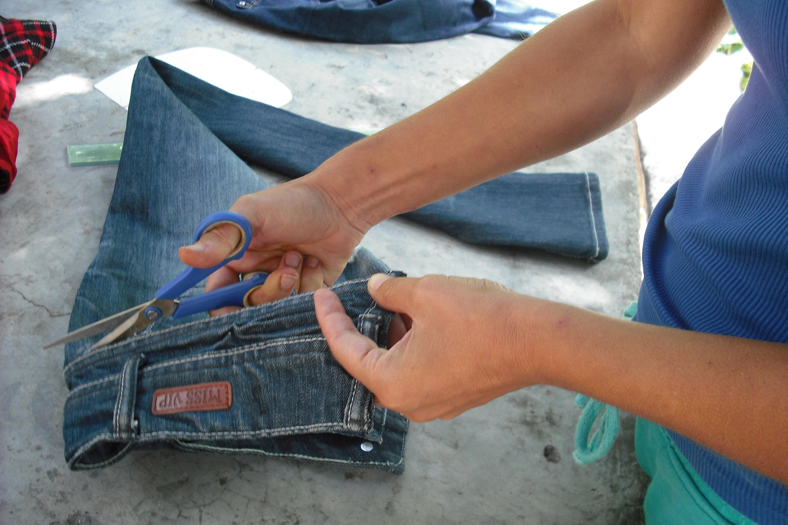 taller reciclaje textil