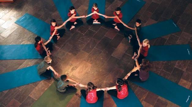 taller yoga infantil